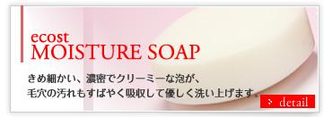 きめ細かい、濃密でクリーミーな泡が、毛穴の汚れもすばやく吸収して優しく洗い上げます。